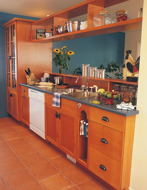 Cottage Kitchen Design Gallery Dover Woods